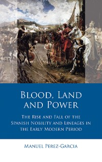 Cover Blood, Land and Power