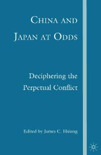 Cover China and Japan at Odds