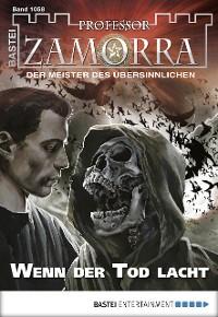 Cover Professor Zamorra - Folge 1058