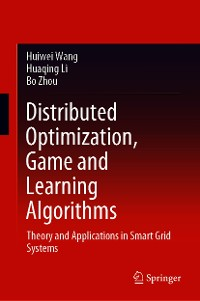 Cover Distributed Optimization, Game and Learning Algorithms