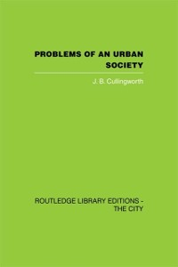 Cover Problems of an Urban Society