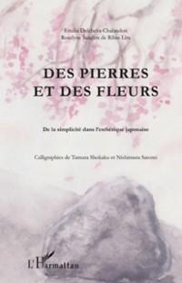 Cover Des pierres et des fleurs - de la simplicite dans l'esthetiq