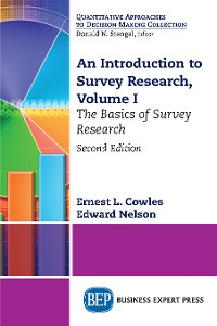 Cover An Introduction to Survey Research, Volume I