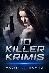 Cover 10 Killer Krimis