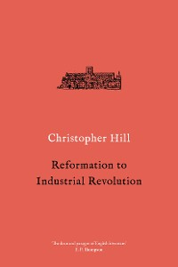 Cover Reformation to Industrial Revolution