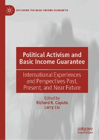 Cover Political Activism and Basic Income Guarantee