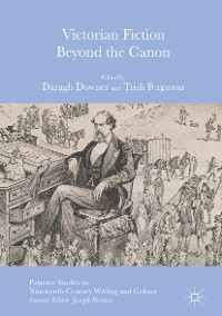 Cover Victorian Fiction Beyond the Canon