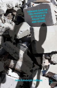 Cover Edward Said on the Prospects of Peace in Palestine and Israel