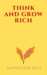 Cover Think And Grow Rich