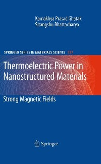 Cover Thermoelectric Power in Nanostructured Materials