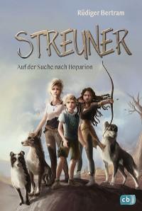 Cover Streuner - Auf der Suche nach Hoparion