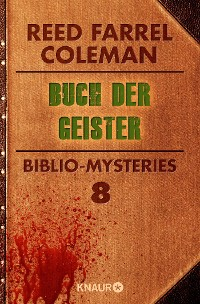 Cover Buch der Geister