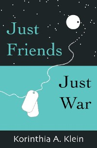 Cover Just Friends, Just War