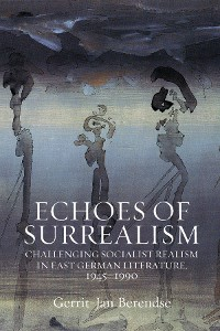 Cover Echoes of Surrealism