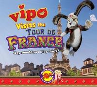 Cover Vipo Visits the Tour de France