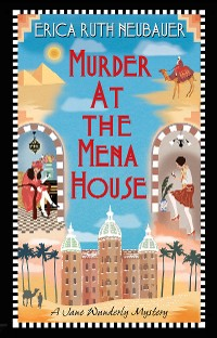Cover Murder at the Mena House