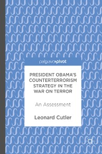 Cover President Obama's Counterterrorism Strategy in the War on Terror