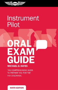 Cover Instrument Pilot Oral Exam Guide