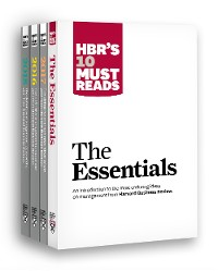 Cover HBR's 10 Must Reads Big Business Ideas Collection (2015-2017 plus The Essentials) (4 Books) (HBR's 10 Must Reads)