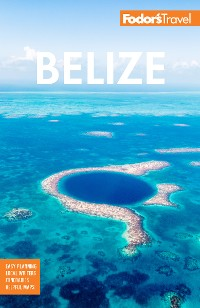 Cover Fodor's Belize