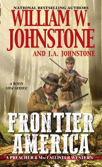 Cover Frontier America