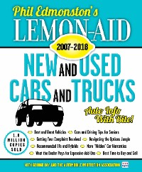 Cover Lemon-Aid New and Used Cars and Trucks 2007–2018