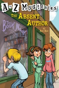 Cover to Z Mysteries: The Absent Author