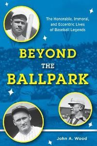 Cover Beyond the Ballpark