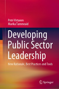 Cover Developing Public Sector Leadership