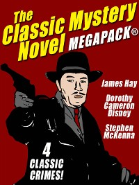 Cover The Classic Mystery Novel MEGAPACK®