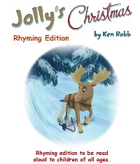 Cover Jolly's Christmas Rhyming Edition