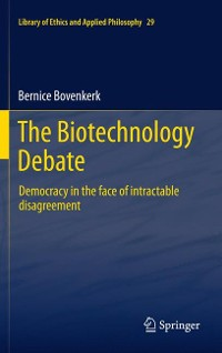 Cover The Biotechnology Debate