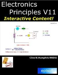 Cover Electronics Principles V11