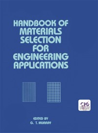 Cover Handbook of Materials Selection for Engineering Applications