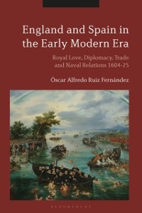 Cover England and Spain in the Early Modern Era
