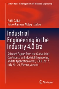 Cover Industrial Engineering in the Industry 4.0 Era