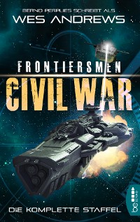 Cover Frontiersmen: Civil War