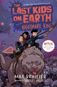 Cover Last Kids on Earth and the Nightmare King