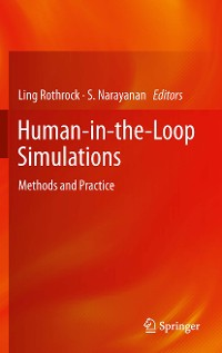 Cover Human-in-the-Loop Simulations