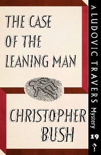 Cover The Case of the Leaning Man