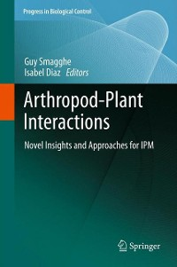 Cover Arthropod-Plant Interactions