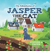 Cover The Adventures of Jasper the Cat