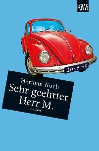 Cover Sehr geehrter Herr M.