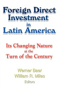 Cover Foreign Direct Investment in Latin America