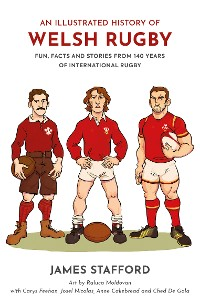 Cover An Illustrated History of Welsh Rugby