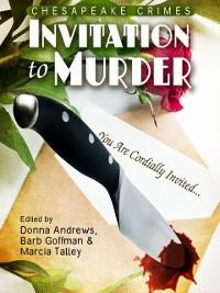 Cover Chesapeake Crimes: Invitation to Murder