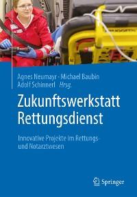 Cover Zukunftswerkstatt Rettungsdienst