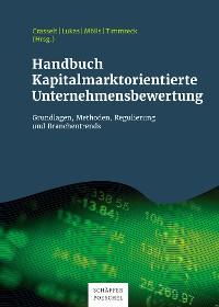 Cover Handbuch Kapitalmarktorientierte Unternehmensbewertung