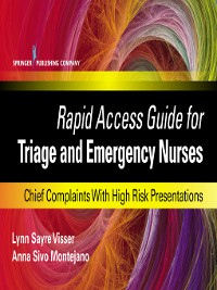Cover Rapid Access Guide for Triage and Emergency Nurses