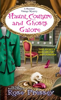 Cover Haunt Couture and Ghosts Galore